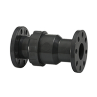 Flanged Single Union Check Valve
